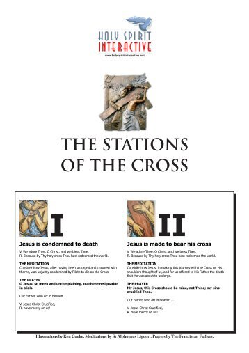 Stations of the Cross - Parish of the Blessed Trinity
