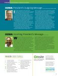 Volume 13, Issue 1 - Ontario Onsite Wastewater Association - Page 3