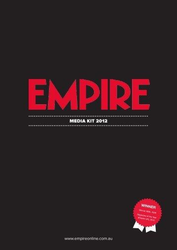 MEDIA KIT 2012 - Nine Entertainment Co.