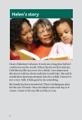 Understanding Alzheimer's Disease: What you need to know - Page 6