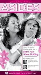 Much Ado About Nothing - The Shakespeare Theatre Company