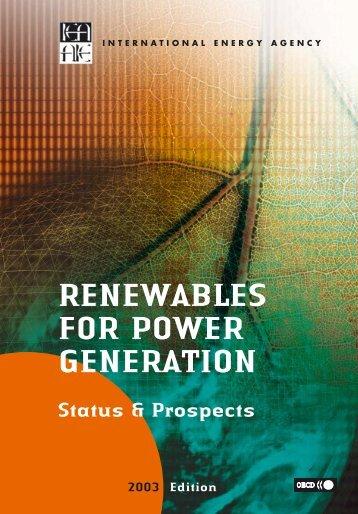 Technology Status - NET Nowak Energie & Technologie AG