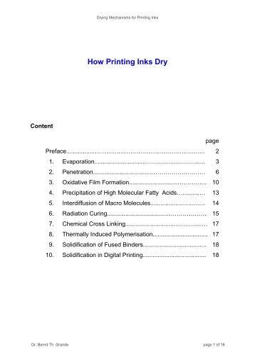 Dot Gain in Offset Printing - Offset-druck-farben.de