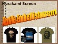 Screen Printing Overview - Murakami Screen