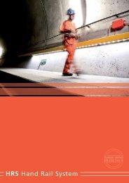 HRS Hand Rail System - Niedax