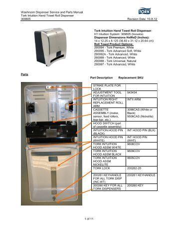Serra 174 Vanity Top Soap Dispenser Serra Services