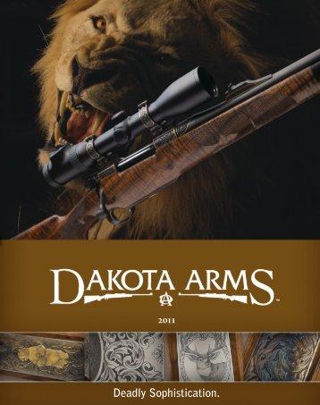 Dakota 76 African Rifle Catalog 2011 - EuroOptic.com