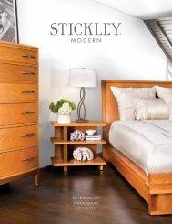 Modern Catalog - Stickley