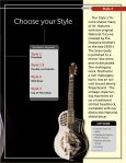 Catalog - National Reso-Phonic Guitars - Page 3