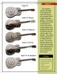 Catalog - National Reso-Phonic Guitars - Page 5
