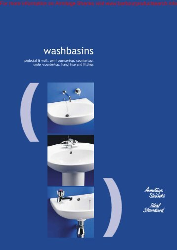 Washbasins - BD Online Product Search
