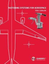 Cherry Fastening System for Aerospace - Rivet