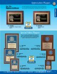 Award Plaques - Page 6