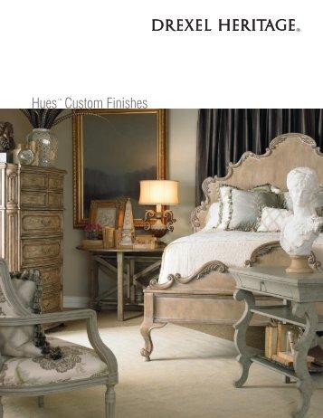 Wonderful Hues™ Custom Finishes   Furniture Brands International