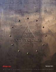 Riveting Tools and Accessories - ATI® Tools