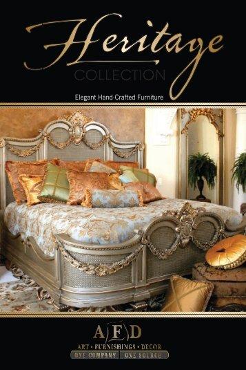 Elegant Hand-Crafted Furniture - Art & Frame Direct