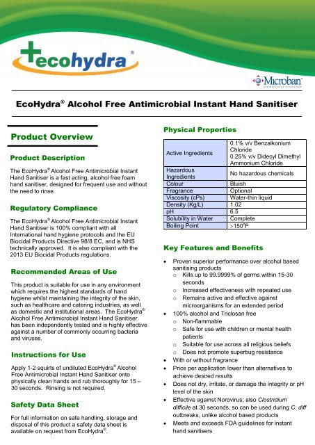 Scott Pro Moisturizing Foam Hand Sanitizer