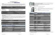 HygroPalm HP22 Hand-Held Indicator Sort form User Guide ...