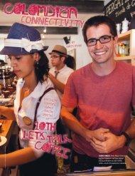 change makers: Pedro Miguel Echavarria and his Pergamino staff ...
