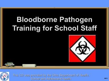 Bloodborne Pathogen Training for School Staff - Buckeye Valley ...