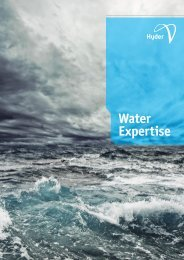 Water Quality capability brochure - Hyder Consulting