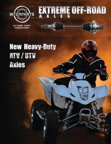 Interparts ATV Catalog