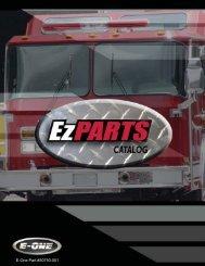 E-One Part #50793-001 - fire service, inc