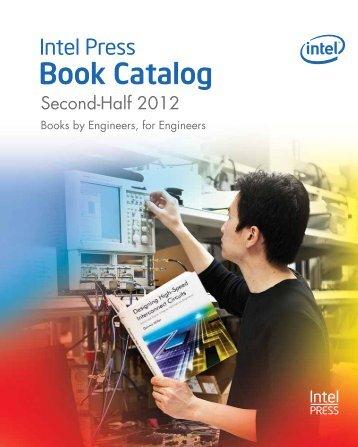 Second-Half 2012 - Industry Education Home - Intel