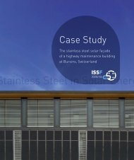 Stainless Steel Solar Facade - atelier niv-o