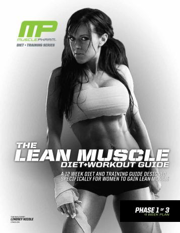 The Lean muscle - Bodybuilders.com
