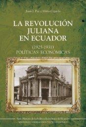 Serie Historia de la Política Económica del Ecuador
