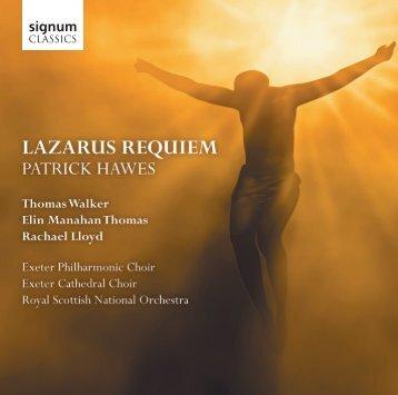 Lazarus Requiem - Signum Records