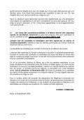 COMMUNE MIXTE DE NODS ELECTIONS COMMUNALES - Page 2