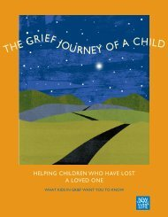 Download The Grief Journey of a Child - New York Life