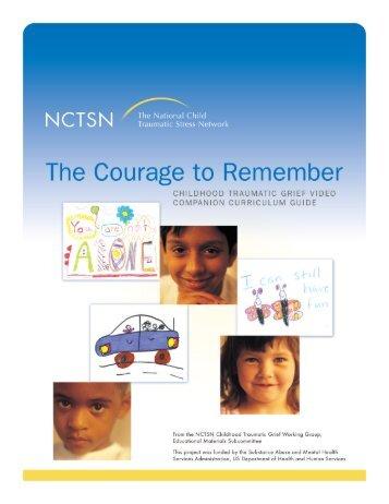 Childhood Traumatic Grief Curriculum - Children's Advocacy Center