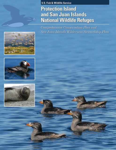 Protection Island and San Juan Islands National Wildlife Refuges
