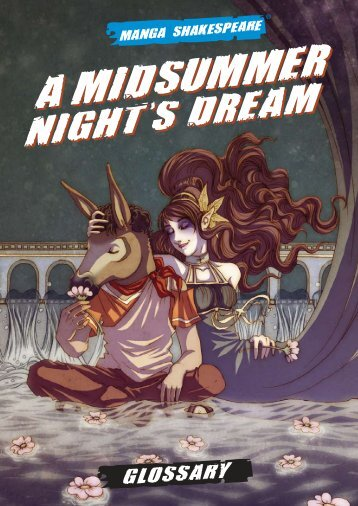 a midsummer's night dream gLOssarY - Manga Shakespeare