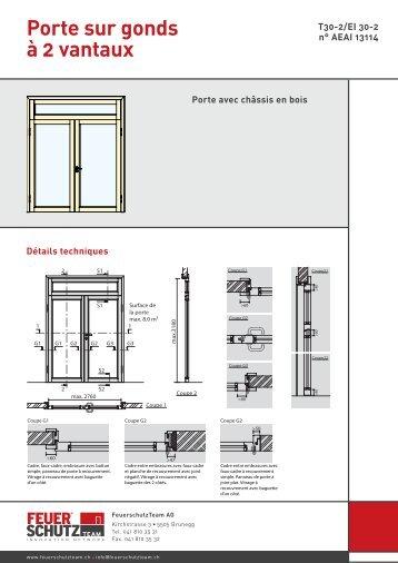 porte coulissante automatique 2 vantaux norba. Black Bedroom Furniture Sets. Home Design Ideas
