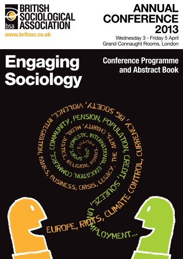 Engaging Sociology