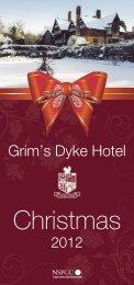 Christmas - Grim's Dyke Hotel