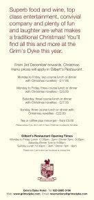 Christmas - Grim's Dyke Hotel - Page 2