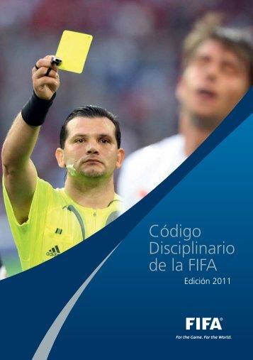 Código Disciplinario de la FIFA