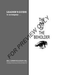 LEADER'S GUIDE to accompany. - Multi Media HRD Pvt. Ltd.