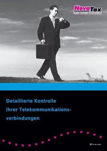 verbindungen - NovaLink