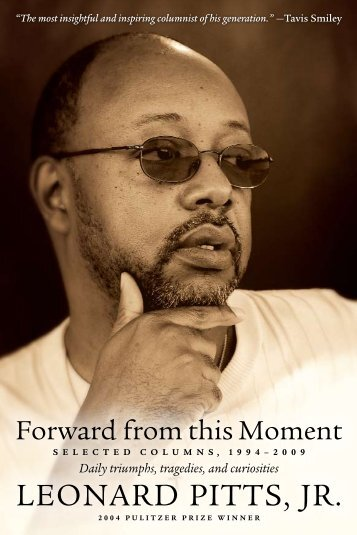 Forward From This Moment excerpt - Agate Publishing