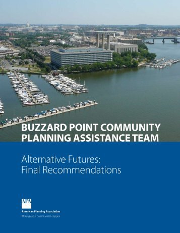 BUZZARD POINT COMMUNITY PLANNING ASSISTANCE TEAM ...