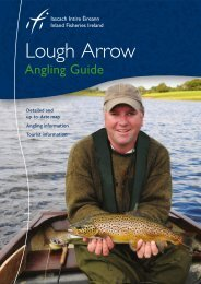 Lough Arrow Angling Guide - Inland Fisheries Ireland