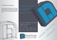 novico n.ch - novicon engineering GmbH