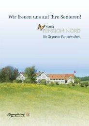 PENSION NORD - Hotel Pension Nord Heiden im Appenzellerland