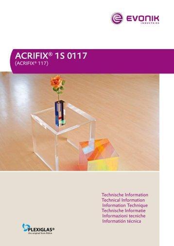 ACRIFIX® 1S 0117